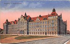 Bautzen Justizgebäude Strassenansicht Sachsen
