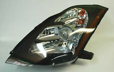 Black JDM Style Headlights Fits Nissan 350Z 03-05