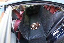 Q017 Auto Hundedecke Schutzdecke Hunde Autoschondecke Rücksitzschutz Seiten