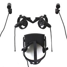 VR Sensor Wall Mount for Oculus Rift Cv1 Helmet Touch Controller Organizer Stand