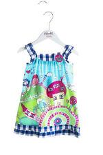 Rosalita Senoritas Kinder Mädchen Sommer Kleid Gr. 104 Neu Apricot