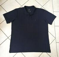 JOHANN POPKEN Poloshirt  Gr.DE 64 / 66   Gr. 4XL  Kurzarm  blau  1x getr. w. NEU