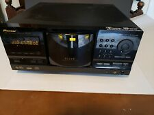 New listing Pioneer Pd-F27 Elite 301 Disc Cd Player Hi–bit Legato Link Rare-Working-Tested