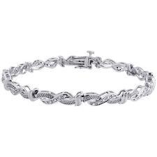 Statement Diamond Fine Bracelet