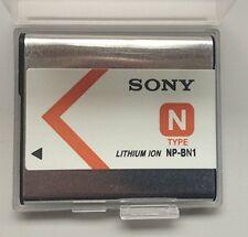 Genuine Sony NP-BN1 Rechargeable Battery Pack New