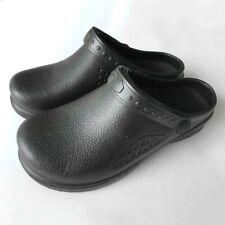 Повар сандалии мужские ботинки сандалии шеф-повар кухни водонепроницаемый тапочки сабо обувь