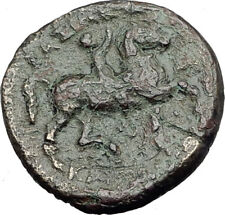 KASSANDER killer of Alexander the Great's FAMILY Ancient Greek Coin Horse i64934
