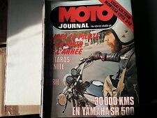 moto journal n434 15nov1979  yamaha sr 500  montesa cota 348