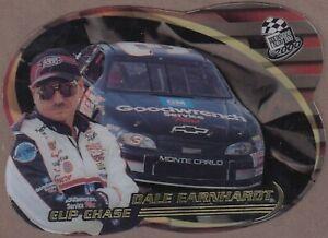 2000 Press Pass DALE EARNHARDT SR Cup Chase CC4; Diecut Acetate Prize WOW!