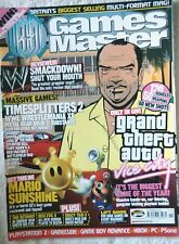 63524 Issue 126 Games Master Magazine 2002
