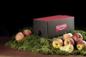 Kuhns Apfelsaft Naturtrüb Bag in Box 5,0l