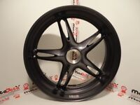 Cerchio posteriore wheel felge rims rear Triumph Speed Triple 1050 05 07