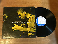 Kenny Burrell LP - Introducing Kenny Burrell - Blue Note BLP 1523 RVG Liberty