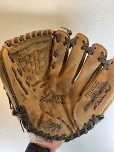 "Rawlings PP115BC 11.5"" Player Preferred RHT Baseball Glove Mitt Youth Basket Web"