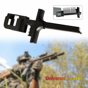Universal Speed Loader Tactical Combat Fast Loader Tool for Rifle Magazine