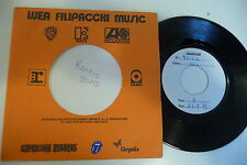RONNIE JONES 45T FOX ON THE RUN / SOUTHSIDE PHILLY. RARE TEST PRESSING 721 614.