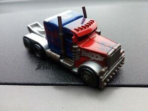 Optimus Prime Diecast Hasbro Transformers Semi Truck Cab 2010