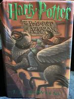 J K Rowling / Harry Potter and the Prisoner of Azkaban Signed 1st #2101001.