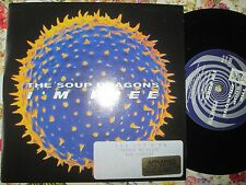 The Soup Dragons I'm Free Raw TV Products Big Life RTV9 UK 7inch Vinyl Promo