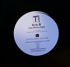"Kris B ""Last Minute Flight"" * Tek 016/Orig. + Blackwatch GENERAL DYNAMICS mixages"