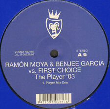 RAMON MOYA & BENJEE GARCIA - The Player '03 - Vendetta
