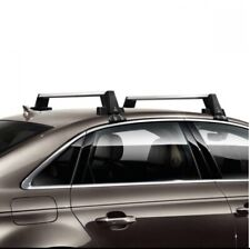 2017-2019 Audi A4 / 2018-2019 Audi S4, New OEM Base Carrier Bars/Roof Rack