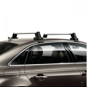 2017-2021 Audi A4 / 2018-2019 Audi S4, New OEM Base Carrier Bars/Roof Rack