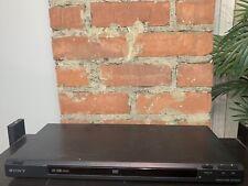 Sony CD/DVD Player (DVP-NS55P) Video Progressive Player Works Great!