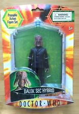 Doctor Who Action Figure Dalek Sec 10th Doctor RARE