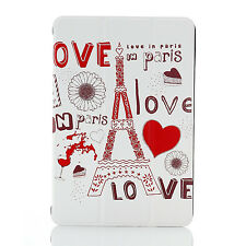 Poetic CoverMate Case for Apple iPad Air (5th Generation iPad) Love In Paris