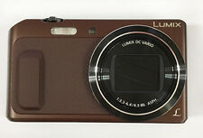 Without Box Panasonic Lumix DMC ZS45 / TZ57 Wifi Camera Brown