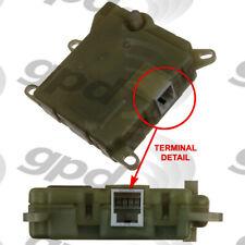 HVAC Heater Blend Door Actuator Global 1712308 fits 1999 Ford Windstar