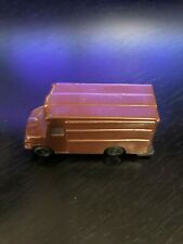 Toy Diecast Vehicle Safari Ltd. Delivery Truck China Brown