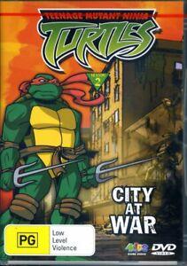 Teenage Mutant Ninja Turtles - Season 2 (DVD, 2006) - Region 4 - Brand New