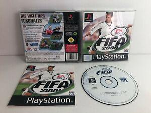 FIFA 2000 für Playstation 1 / PS1 #2
