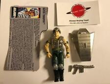 1988 Super Trooper + File Card Complete GI Joe Figure