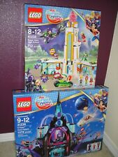 NEW Lego 41232 41239 DC Super Hero Girls High School Eclipso Dark Palace Sets