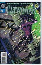 DC Catwoman #0