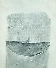 LA PIETRA Ugo. Catalogo della mostra, Galleria Flaviana, Locarno 1966