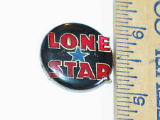 Vintage Lonestar Beer Pin, Lapel Pin,  (#4) **(**)