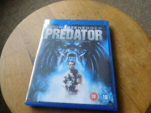 Predator (Blu-ray, 2010) NEW AND SEALED