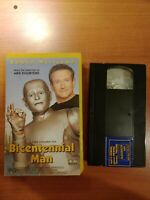 Bicentennial Man VHS ex Rental Blockbuster Robin Williams