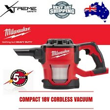 Milwaukee M18 Cordless Vacuum Powerful Compact 18V Skin Only