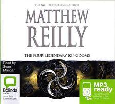 Matthew REILLY / The FOUR LEGENDARY KINGDOMS       [ Audiobook ]