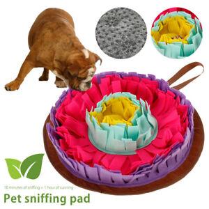 Haustier Schnüffelteppich für Hunde Riechen Training Matte Intelligenzspielzeug