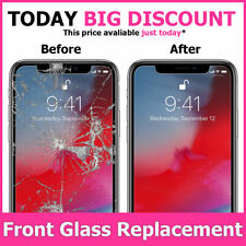 iPhone X LCD CRACKED SCREEN OLED DISPlAY BROKEN GLASS REPLACEMENT REPAIR SERVICE