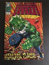 THE SAVAGE DRAGON  #1  IMAGE 1992   9.8 NM-MT WHITE PAGES