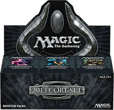 Magic the Gathering 2013 Core Set Factory Sealed Booster Box