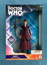 MISSY IN PURPLE DR. WHO 5.5 INCH FIGURE UNDERGROUND TOYS DOCTOR WHO