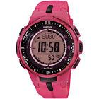 Casio Protrek MB-6 Triple Sensor Small Size Pink LTD Watch PRW3000-4B
